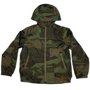 EUC GAP Kids Lightweight Fall Spring Rain Windbreaker Jacket
